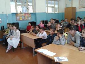Общее дело в школе-интернате пос. Землянское Семилукского района Воронежской области
