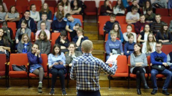 Общее дело в средней школе №43 г. Сыктывкар