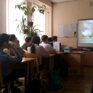 Общее дело в школе №117 города Ростова-на-Дону