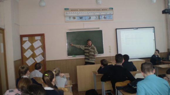 Общее дело в школе №17 г. Вичуга Ивановской области