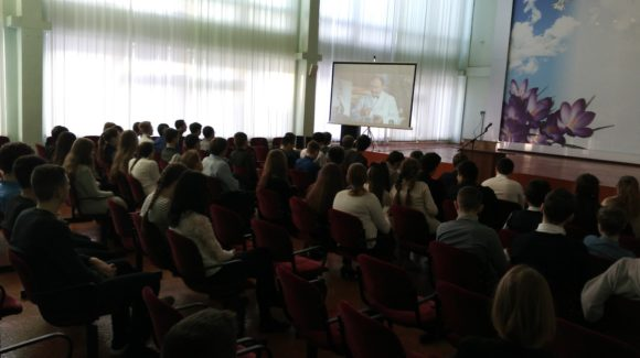 Общее дело в школе №2 г. Димитровграда Ульяновской области