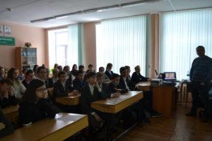 Общее дело в школе №6 г. Ульяновска