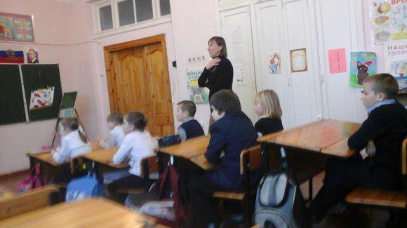 Общее дело в гостях у учащихся Пушкиногорского района Псковской области