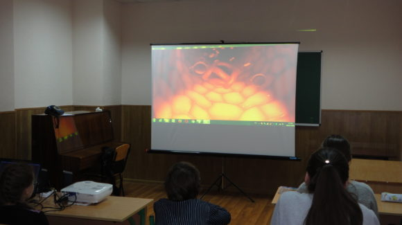 Общее дело в специализированной музыкальной школе г. Донецка