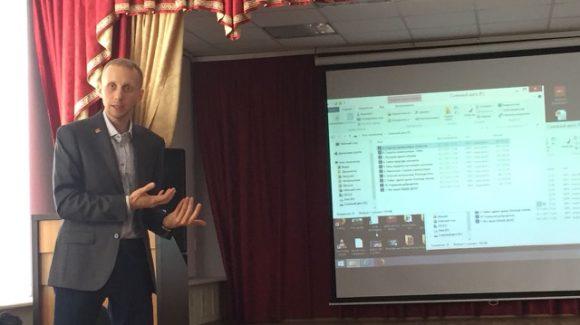 Активисты Общероссийской общественной организации «Общее дело» встретились с волонтерами движения «Волонтеры-медики» в городе Ессентуки