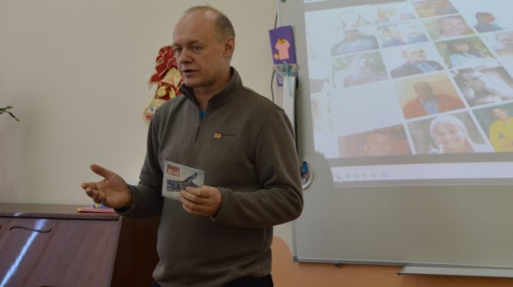 Активисты Общероссийской общественной организации «Общее дело» организовали уроки здоровья в общеобразовательной школе № 43 города Волгограда
