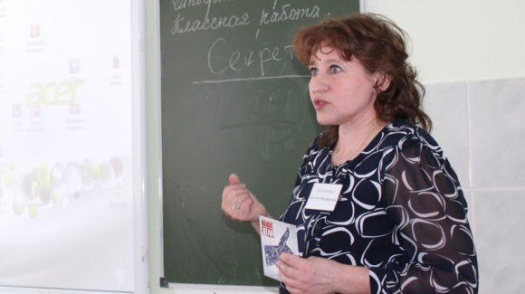 Старшеклассники Кушьинской школы Игринского района Удмуртии обсудили фильм «Секреты манипуляции. Алкоголь».