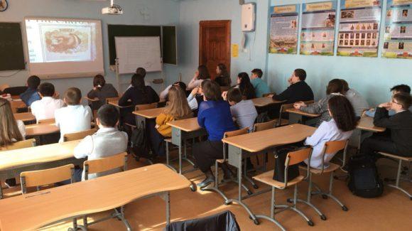 Ученики из города Нягань посмотрели фильм ОО «Общее дело» «Секреты манипуляции. Табак»