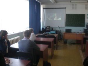 Новый фильм ОО «Общее дело» - «Как научиться любить» посмотрели школьники из школы № 2 города Агидель Республики Башкортостан