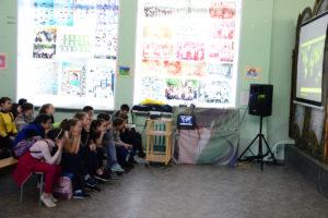 Активисты ОО «Общее дело» приняли участие в собрании на тему здорового образа жизни в средней школе поселка Аэропорт Волгоградской области