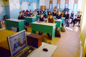Уроки здоровья прошли в поселках Городищенского района Волгоградской области