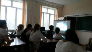 Учащиеся из Донской реальной гимназии № 62 стали участниками проекта «Здоровая Россия – Общее дело»