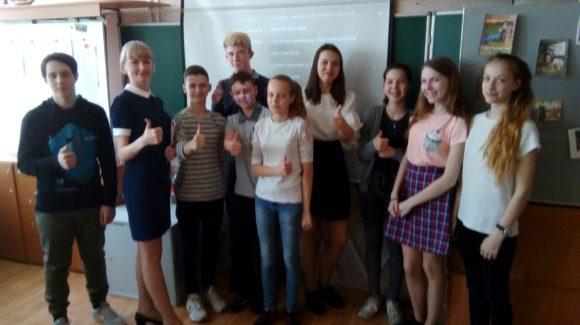 Уроки здорового образа жизни прошли в школе № 14 города Волжский Волгоградской области