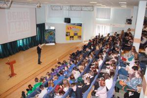 Участниками программ ОО «Общее дело» стали студенты из Российской международной академии туризма