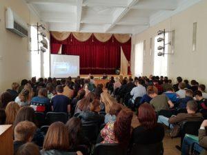 Студенты из машиностроительного и механико-технологического техникумов города Алмавира стали участниками программы «Здоровая Россия – Общее дело»