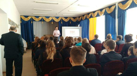 Лекции о здоровом образе жизни в Лаишевском районе Республики Татарстан.