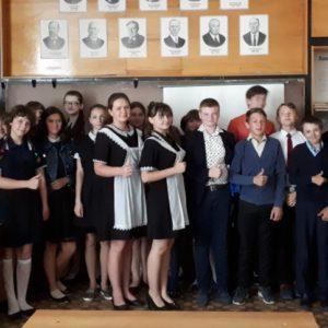 Школьники из Николо-Березовской средней общеобразовательной школы Ростовской области стали участниками проектов ОО «Общее дело»