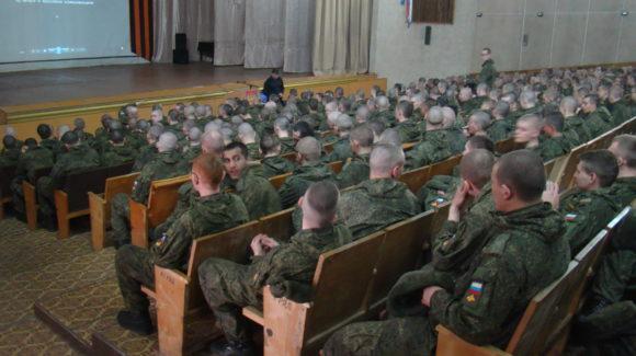 Военнослужащие в/ч 30616-5(6) стали участниками программы ОО «Общее дело»