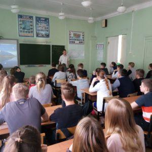 Активисты ОО «Общее дело» подвели итоги работы в общеобразовательных школах города Вичуга
