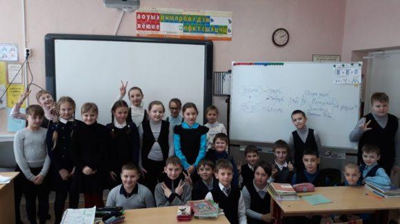 Восемь профилактических встреч провели активисты ОО «Общее дело» в школе № 23 города Рыбинск
