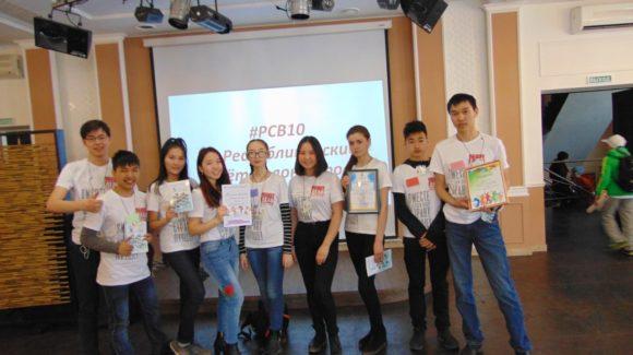Волонтеры ОО «Общее дело» стали участниками Республиканского слета волонтеров здорового образа жизни