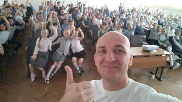 Общее дело в школе №36 города Самара