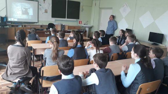 Полсотни школьников из города Великий Устюг посмотрели фильм «Секреты манипуляции. Табак»
