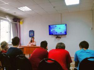 Общее дело в Краснодарском Центре временного содержания несовершеннолетних правонарушителей