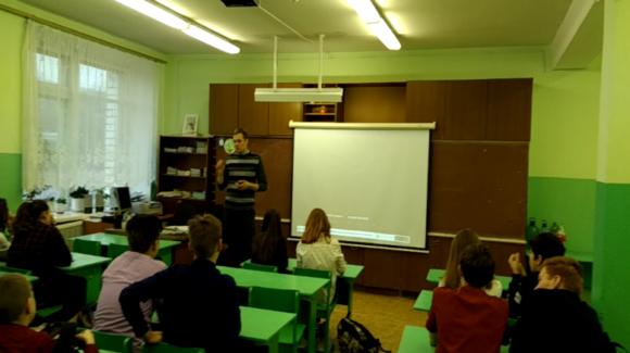 Общее дело в школе №42 города Кирова