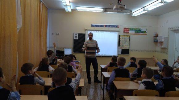 Общее дело в школе №6 города Кирова-Чепецка Кировской области