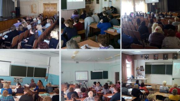 Антинаркотическая акция «Родительский урок» в Омске