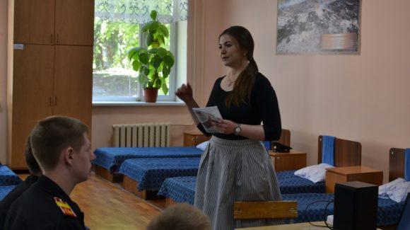 Общее дело в Ульяновском гвардейском суворовском военном училище