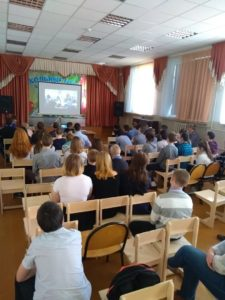 О работе наших волонтеров в Калужской области в первом полугодии 2018 года
