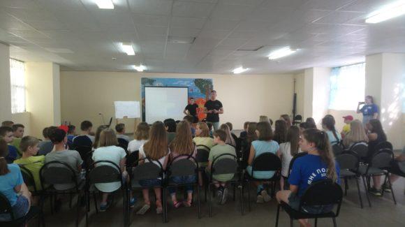 Общее дело в детском центре » Мечта » города Саратова