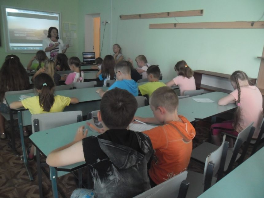 «Путь героя» в Игринской школе №4