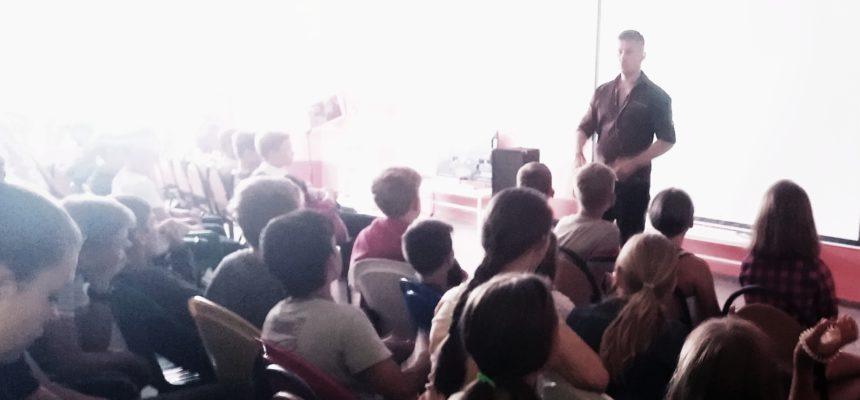 Общее дело в детском лагере «Лесная республика» города Саратов