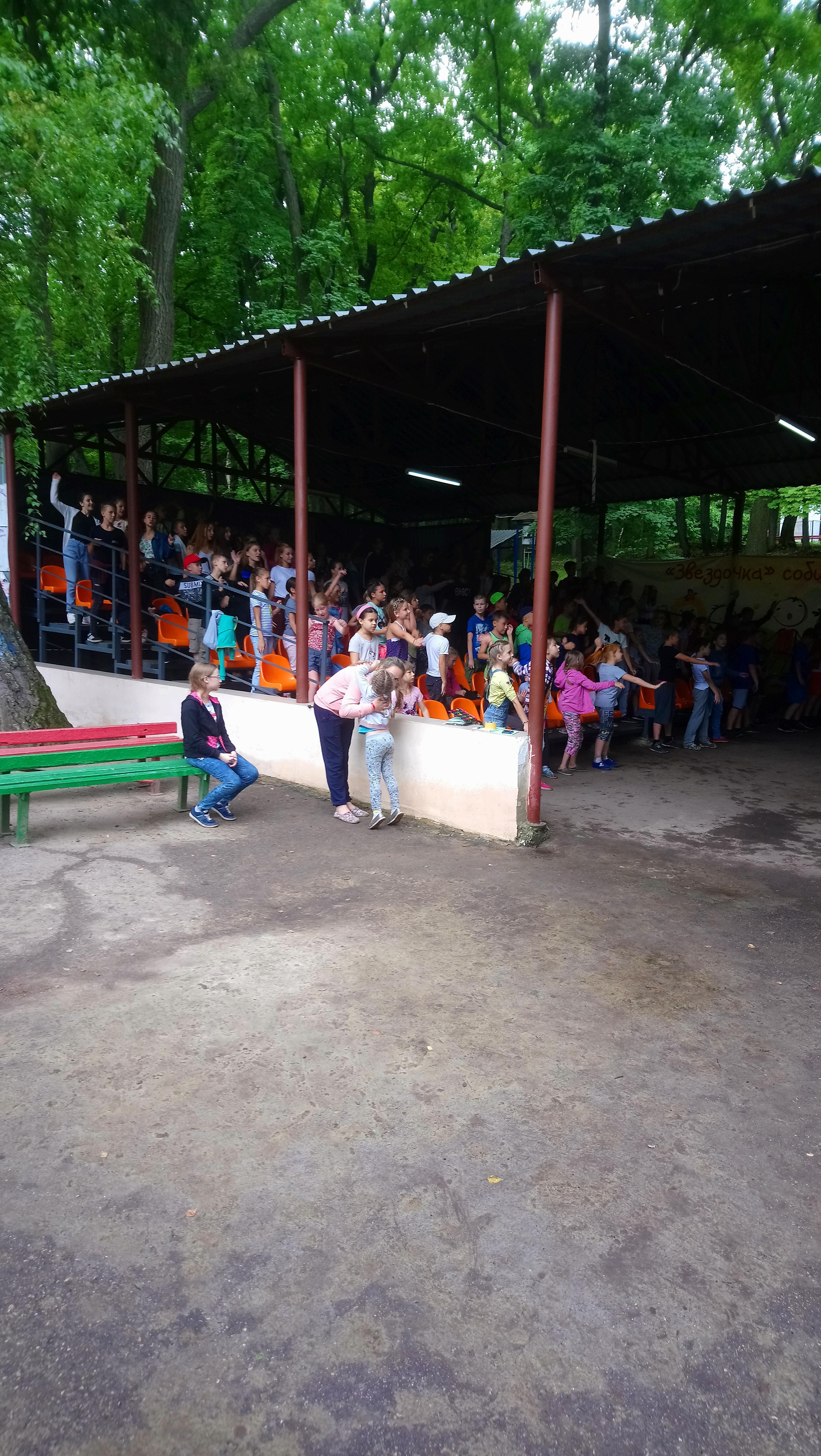 Общее дело в детском центре «Звездочка» города Саратова