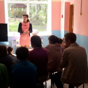 Общее дело на встрече с воспитанниками Камчатского детского дома