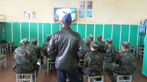«Общее дело» на Камчатке в детском оздоровительном лагере «Армеец»