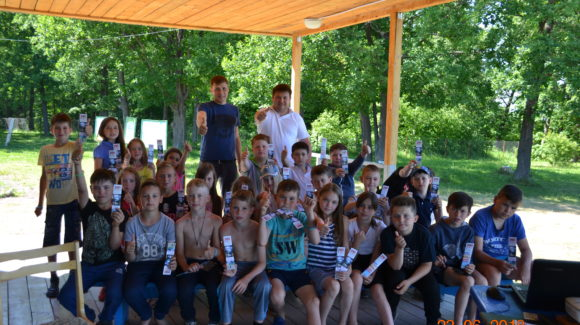 Мероприятия в детском лагере «Ровесник» Чистопольского района Республики Татарстан