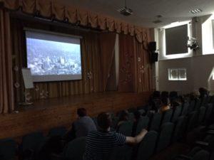 Общее дело в Социально-реабилитационном центре «Алтуфьево» города Москвы