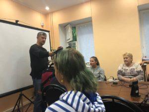 Общее дело в гостях у ребят Городского округа Балашиха Московской области
