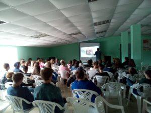 Общее дело в детском лагере «Восход» города Саратова
