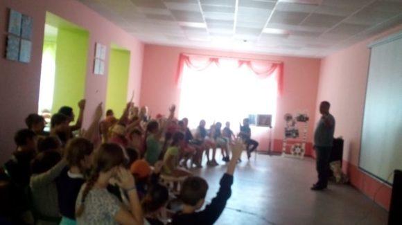 Общее дело в детском лагере «Дружба» г. Саратова