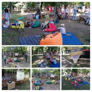 Общее дело на Фестиваль-пикнике PAPA'S DAY!