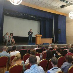 Представители нашей организации приняли участие в 31-й ежегодной встрече сообщества Анонимных Алкоголиков