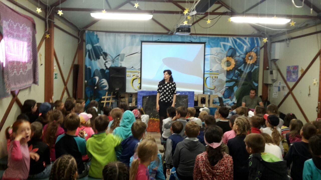 Общее дело в детском оздоровительном лагере «Альбатрос» Камчатского края