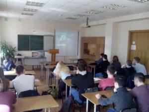 «Общее дело» в Омском промышленно - экономическом колледже