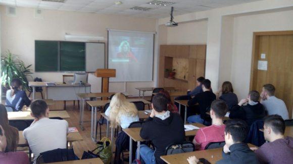 «Общее дело»  в Омском промышленно — экономическом колледже