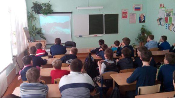 Общее дело в Калачинской общеобразовательной школе №2 Омской области